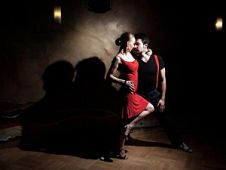 Flamenco and Salsa Dancing