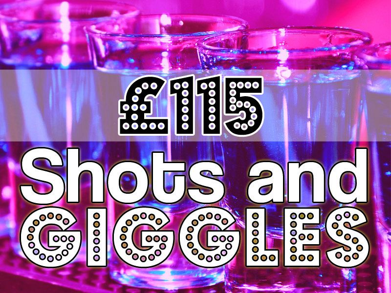 Shots and Giggles Birmingham